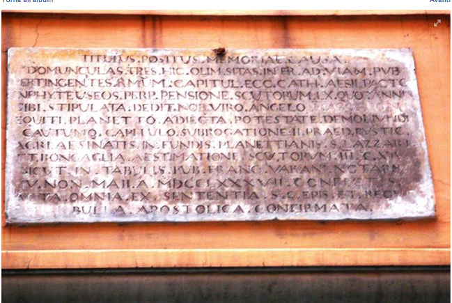"epigrafe ""Mariani"""