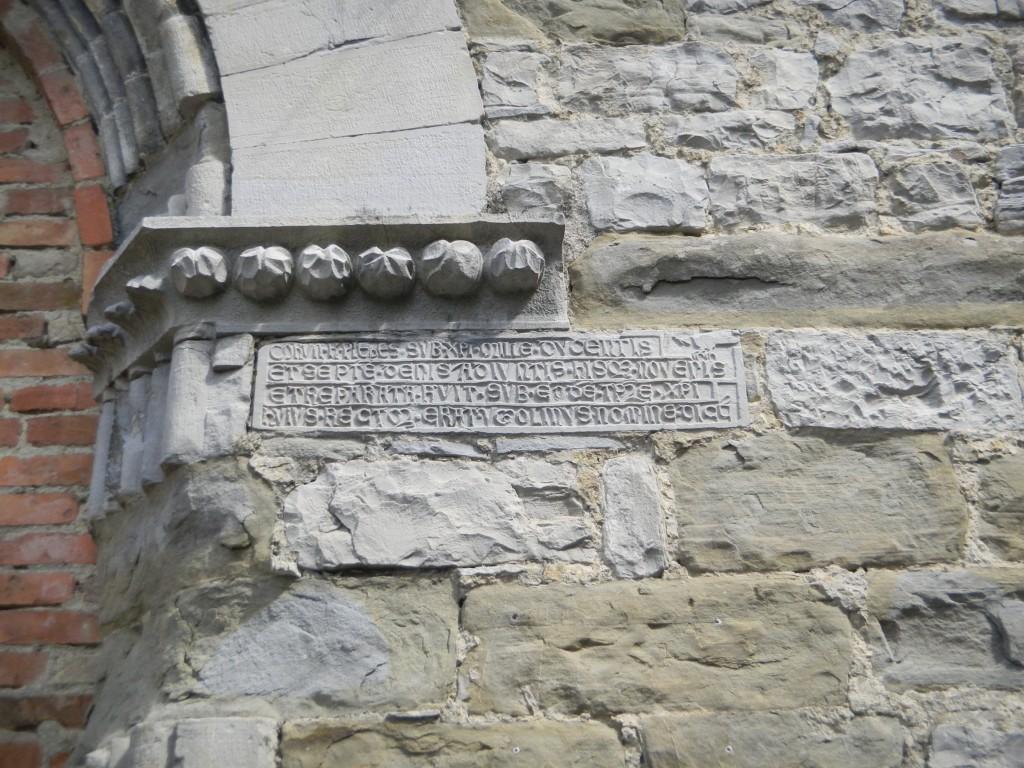 iscrizione Pietr.